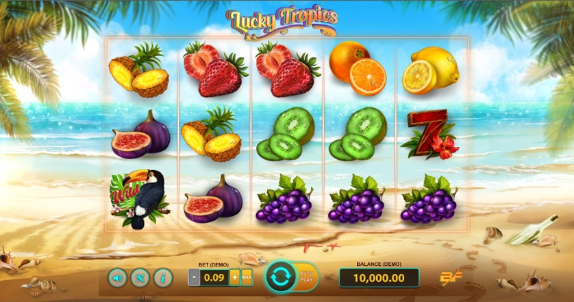 Summer Slot Games