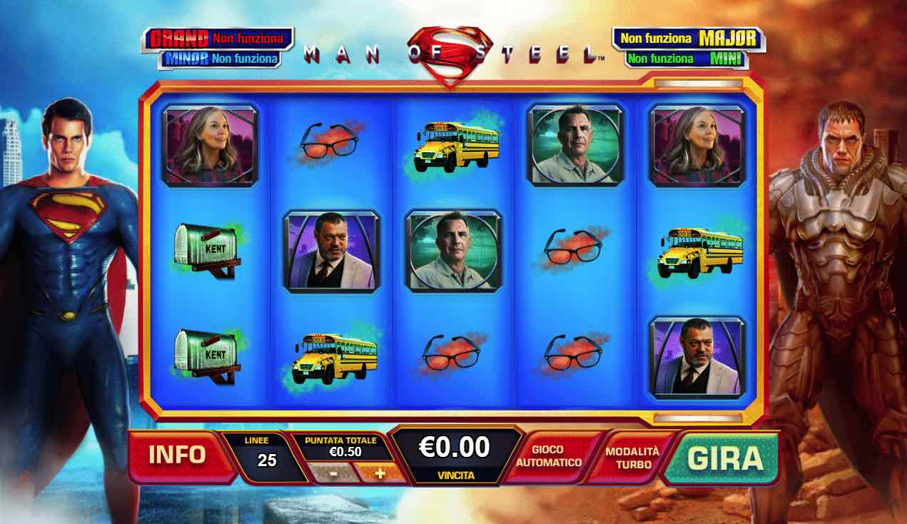 Movie-themed slots game