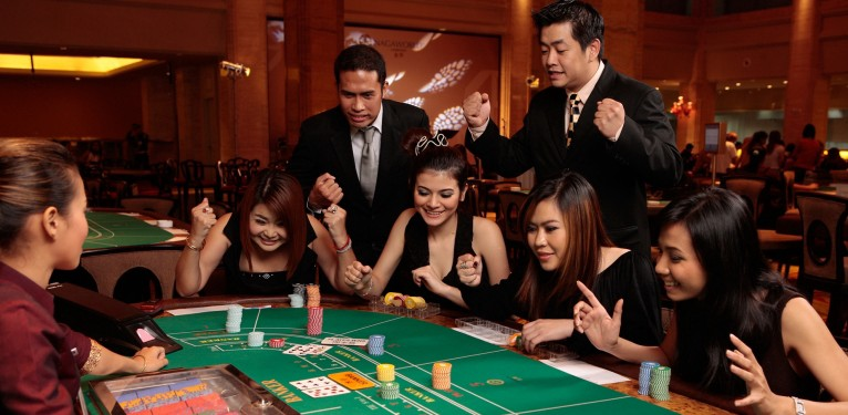 What are the various kinds of online casinos?