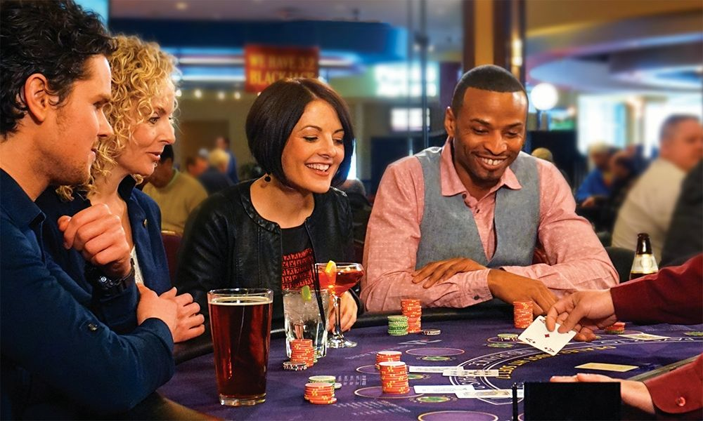 How to behave properly in the casino table